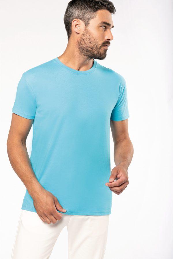 T-shirt à col rond Bio unisexe REM DISTRIBUTION